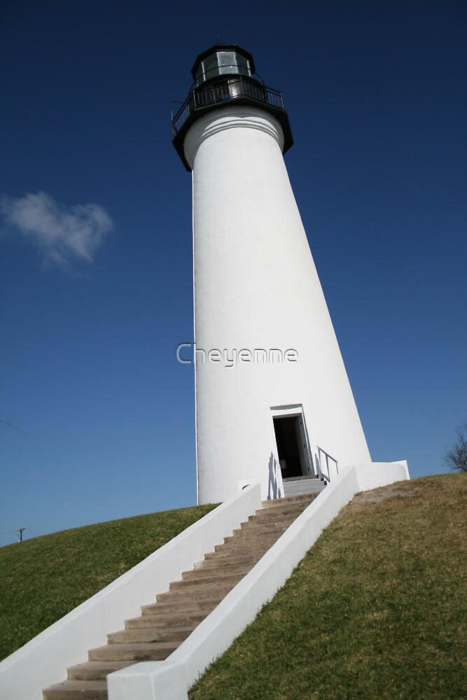 Lighthouse by Cheyenne