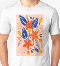 Birthday Flowers Unisex T-Shirt
