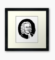Johann Sebastian Bach Framed Print