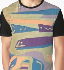Robotic Graphic T-Shirt