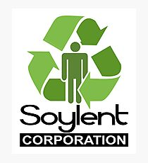 Soylent Corporation Photographic Print
