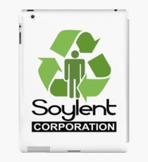 Soylent Corporation iPad Case/Skin