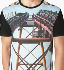 ROLLERCOASTER Graphic T-Shirt