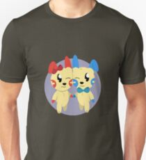 Plusle and Minun Unisex T-Shirt