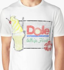 Dole Whip Float (DISTRESSED) Graphic T-Shirt