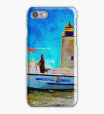 Centurion at the Gate, Baltimore Police  iPhone Case/Skin