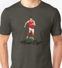 Arsenal - Minimalist Mesut Ozil Unisex T-Shirt