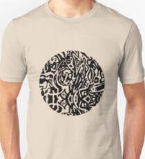 Bird Creature Circle Unisex T-Shirt