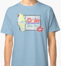 Dole Whip Float (DISTRESSED) Classic T-Shirt
