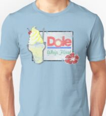 Dole Whip Float (DISTRESSED) Unisex T-Shirt