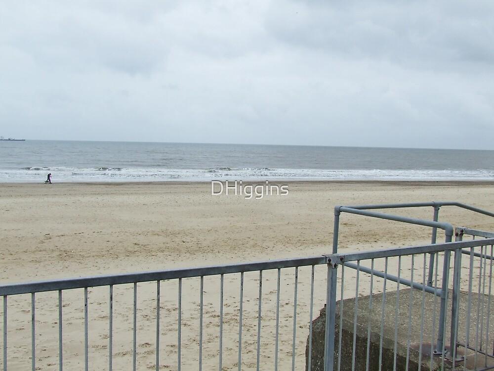 Beach by DHiggins