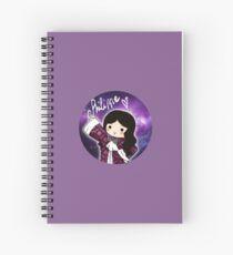 Galaxy Philippe Spiral Notebook