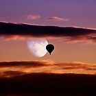 The Joy Of Hot Air Ballooning.  by Alex Preiss