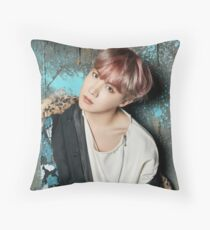 BTS U Never Walk Alone- JHope Throw Pillow