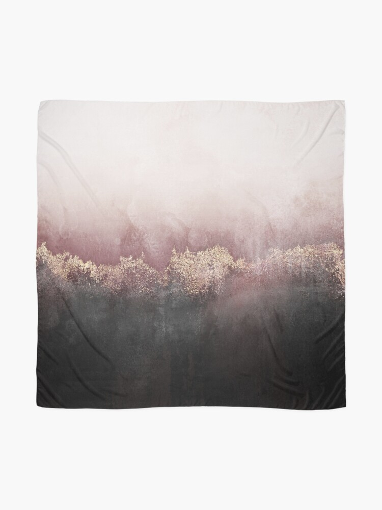 Alternate view of Pink Sky Scarf
