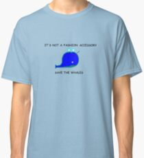 Whale Accessory Classic T-Shirt