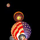 The Joy Of Hot Air Ballooning 3 by Alex Preiss