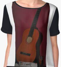 Guitare Chiffon Top