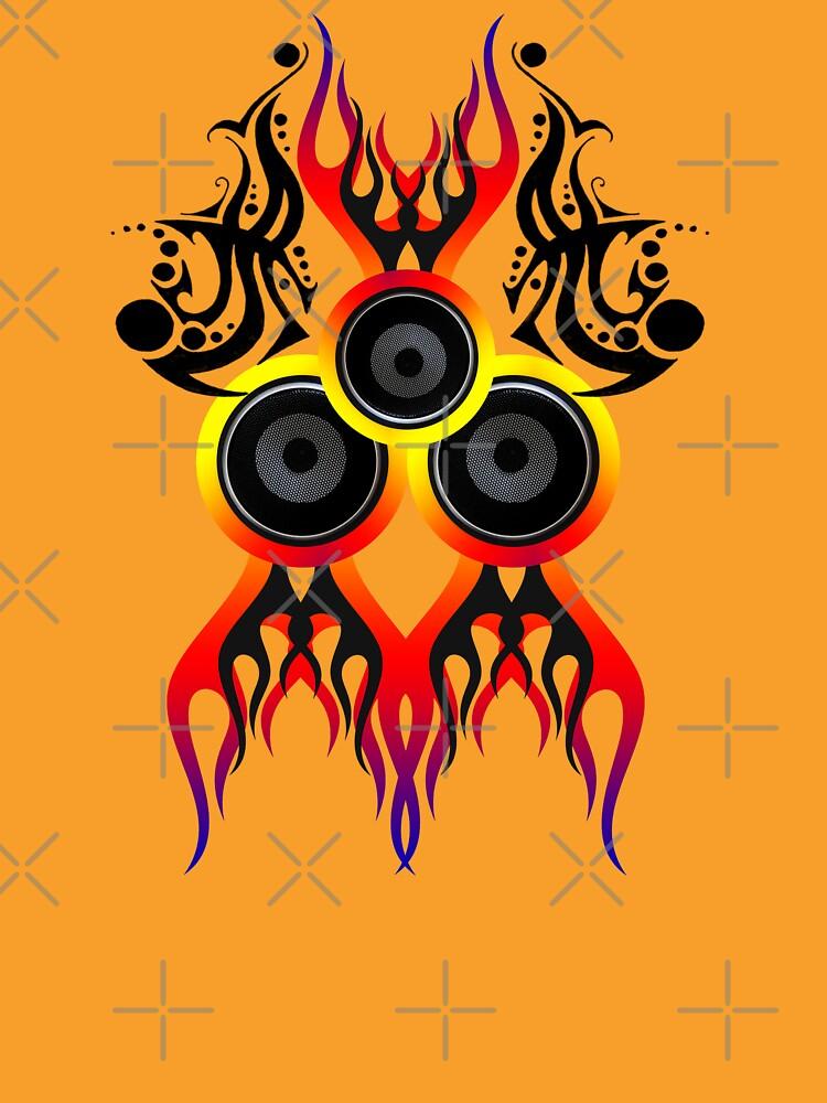 SOUNDFLAME 0.1 by webgrrl