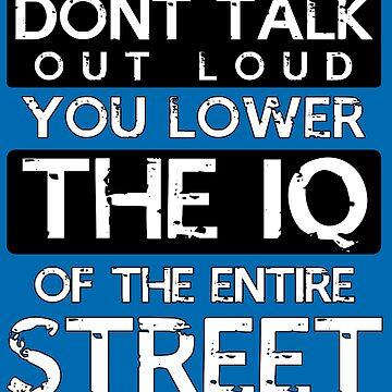 Sherlock - Don't Talk Out Loud... by Yithian