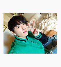 BTS ✌ Jungkook Photographic Print