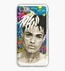 XXXTENTACION FAN ARTWORK iPhone Case/Skin