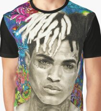 XXXTENTACION FAN ARTWORK Graphic T-Shirt