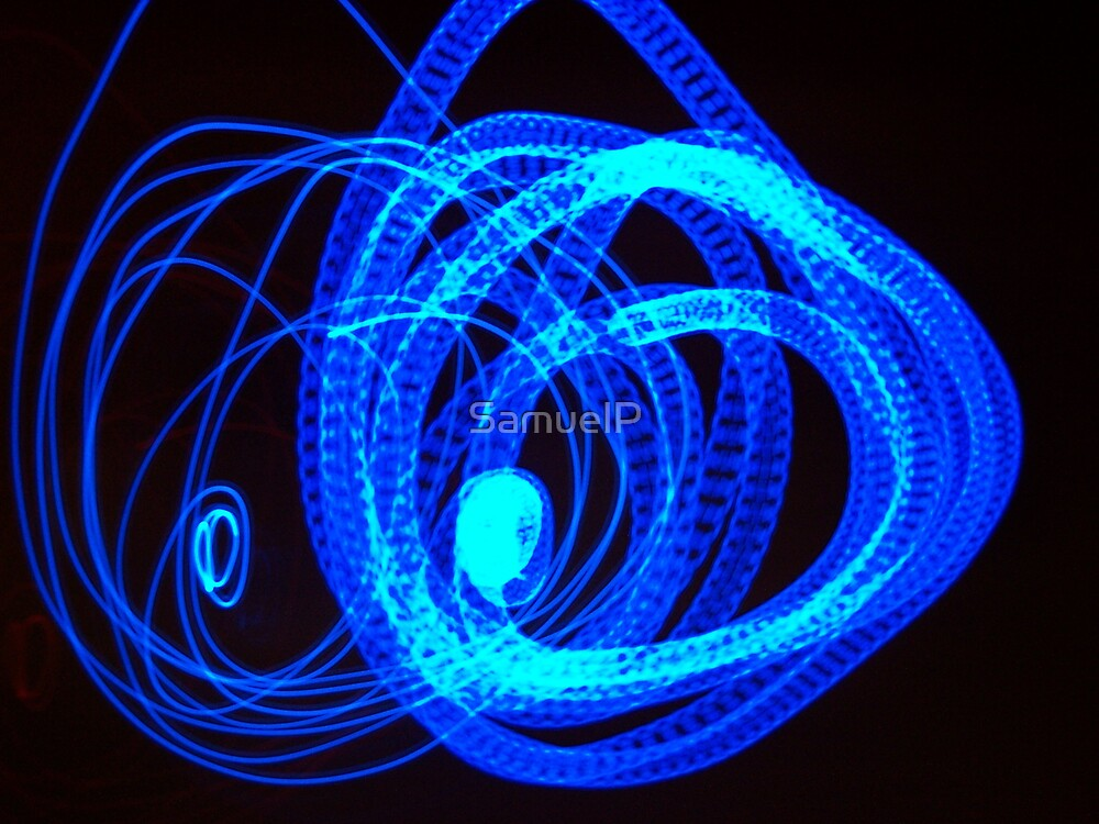 Fun With Lights by Samuel Pevehouse