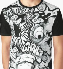 Hoodoo Dave & The Infinite Ghoul Graphic T-Shirt