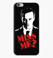 Sherlock - Miss Me (Moriarty) iPhone Case