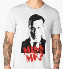 Sherlock - Miss Me (Moriarty) Men's Premium T-Shirt