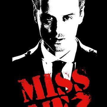 Sherlock - Miss Me (Moriarty) by Yithian