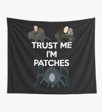 Trust me, I'm Patches! Wandbehang