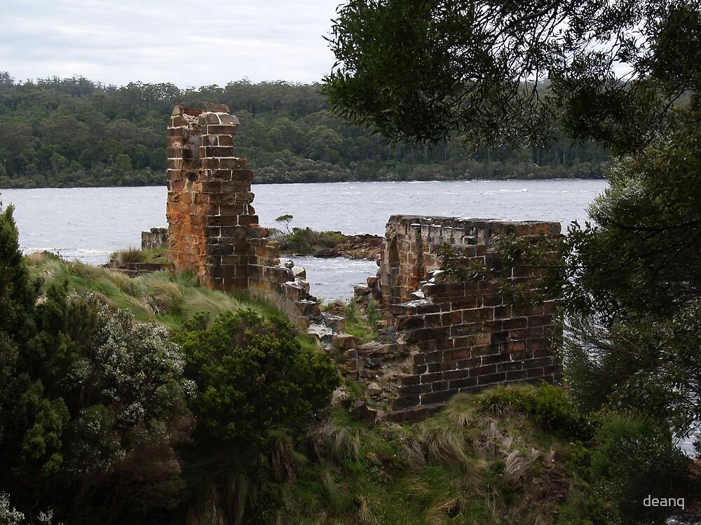 Convict Ruin by deanq