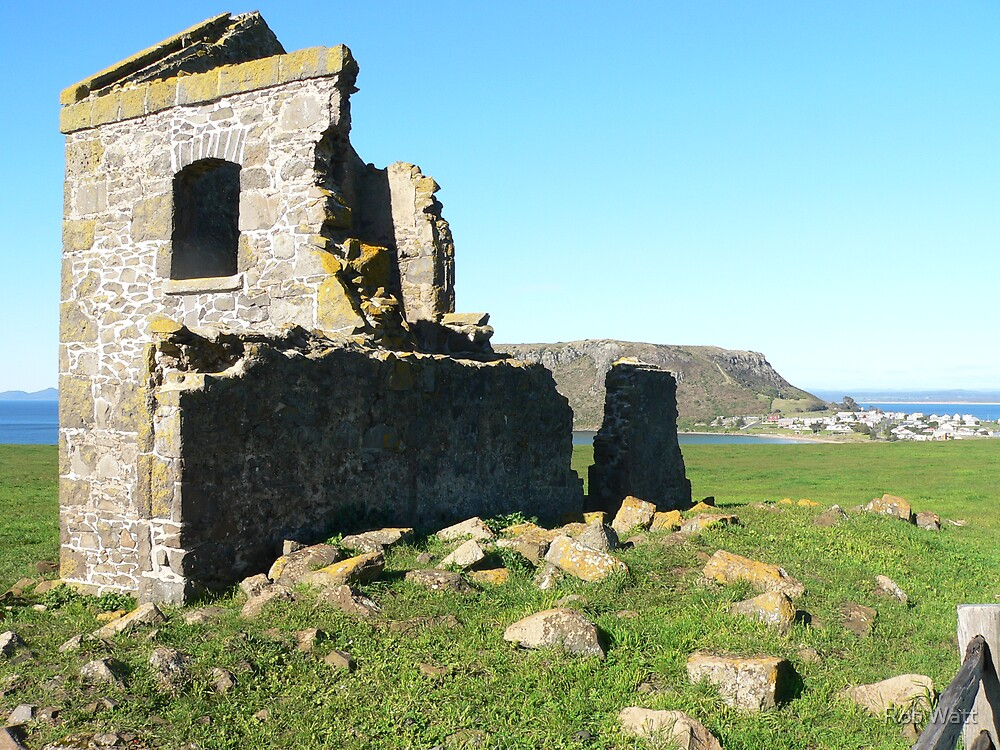 Ruins by Rob Watt