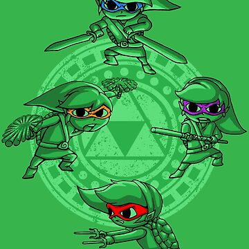 Ninja Waker by halegrafx