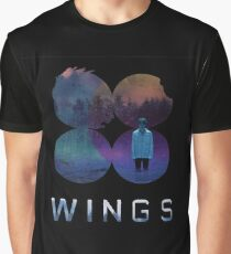 BTS-Jimin-LIES [Black] Graphic T-Shirt