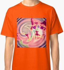 Psychedelic Voldemort Classic T-Shirt