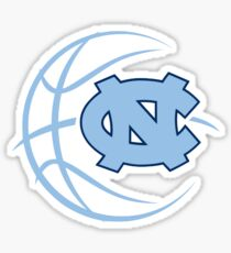 UNC Basketball Sticker