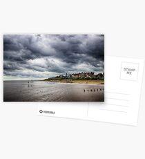 Stormy Seaside Postcards