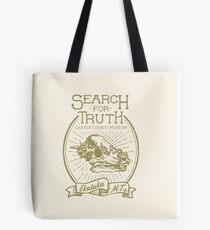 Search For Truth Tote Bag