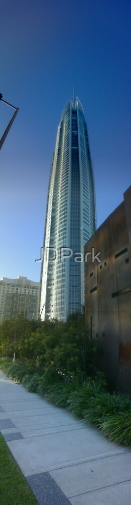 Q1 The World's Tallest Residential Building by JDPark