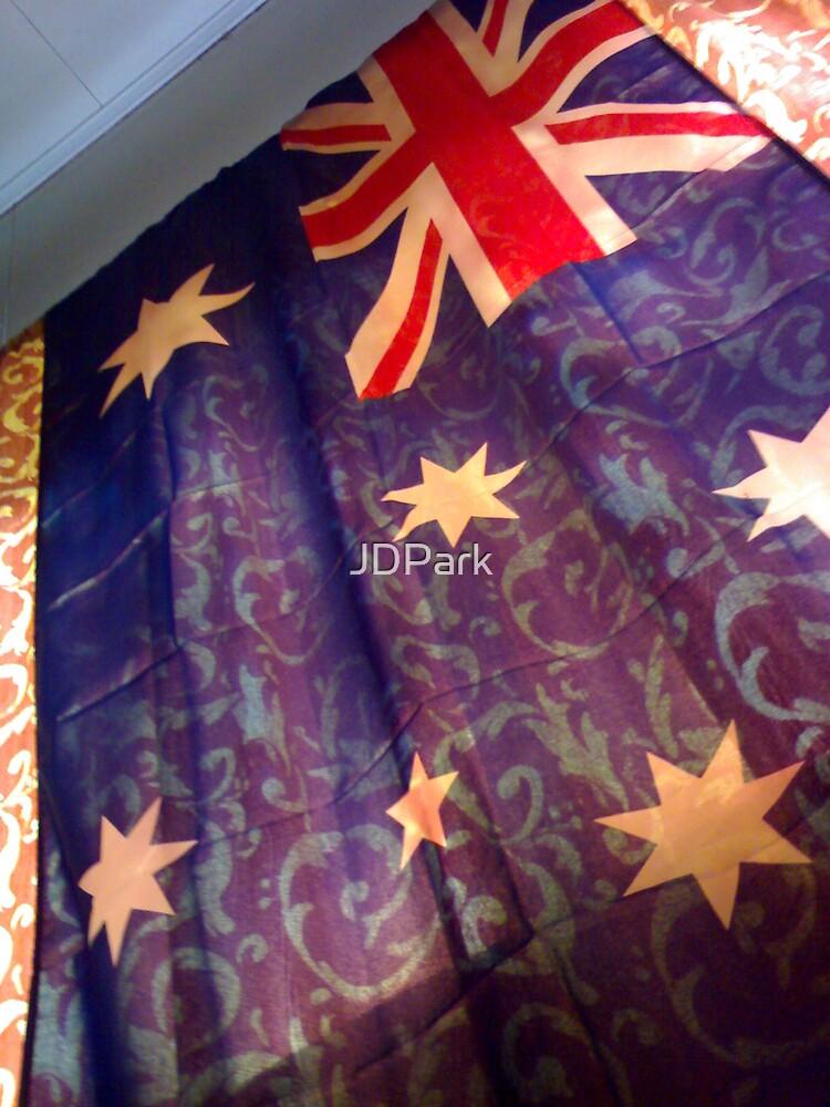 Australian Flag by JDPark