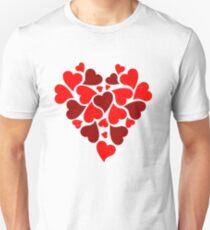 HEART Unisex T-Shirt