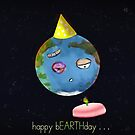 happy bEARTHday by twobees