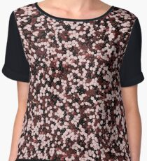 Sprinkles! Red Chiffon Top