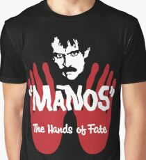 The Hands of Fate Graphic T-Shirt