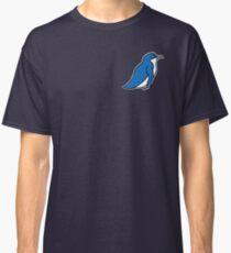 Worried Little Blue Penguin Classic T-Shirt