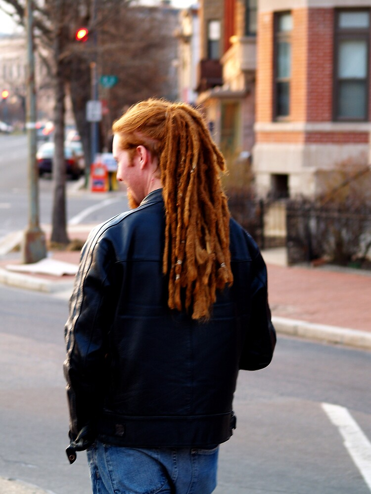 Red-Head Dread-Head by Mikenna