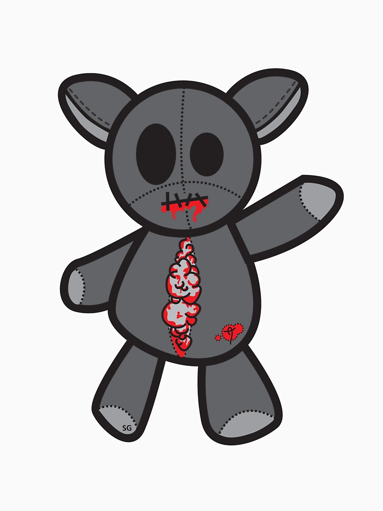 Terrance the Tanked Teddy by Missaakira